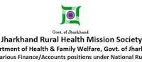 Jharkhand Rural Health Mission Society