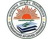 Uttarakhand Ayurved University